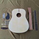 ウエスタンギターキット(アコスティツクギター)ボディ完成済み