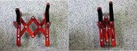 木製バイオリンスタンド(折り畳み式)