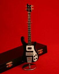 ■ミニチュア楽器 ベースギター GE53B 20cm