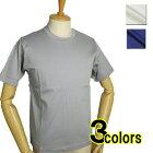 半袖Tシャツ綿100%強撚スムース