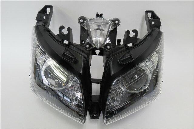 ライト・ランプ, ヘッドライト  Yamaha Tmax530 2012-2014