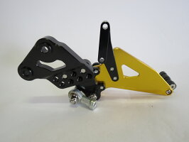 CNC調整式GSX-R125/150(17-)/GSX-S125/150(17-)gsxr125gsxs125バックステップ金