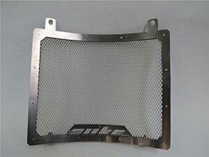 KTM DUKE 690 2013-2016 ラジエターコアガード 銀