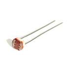 Kaito7576(10個) 5mm CdSセル(光可変抵抗器) GL5516