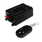 Kaito6939(1個) 8Ax1ch 12/24V 調光器【RFリモコンベース/ケーブルなし】