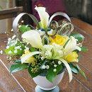 ラブリーバードのアレンジメント愛妻の日ホワイトデーいい夫婦の日
