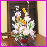 フラワー アレンジメント 桃の節句 バレンタイン ホワイト