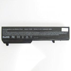 1156DELLVostro13101320151015202510T112C451-10610451-106204400mAh互換バッテリー充電池6セルサムスンセル使用