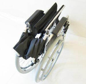 【送料無料】大人気とってもマルチな軽量車椅子【タンゴ】【駐車&介助ブレーキ付き】【自走式】【折りたたみ式】【背折れ式】【スイングアウト】【ノーパンクタイヤ】【アルミ製】【軽量】【車椅子】【介助用】【低価格】【SGマーク認定工場製品】