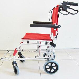 カドクラKADOKURA簡易車椅子ネクストローズレッドA501-AR