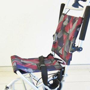 車椅子車イス車いす簡易型介護軽量折りたたみ送料無料カドクラKADOKURAタッチレッドパープルA502-AKRP