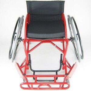 車椅子車いす車イスラグビー『NOSIDE(ノーサイド)』スポーツ初心者モデル自走練習用車いすラグビーA702