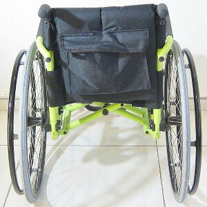 車椅子『パーム』屋内での利用から街乗りまで幅広く活躍!スポーツタイプ車椅子自走式軽量折り畳み折りたたみ車いす介助車イスアクティブ車いすB409