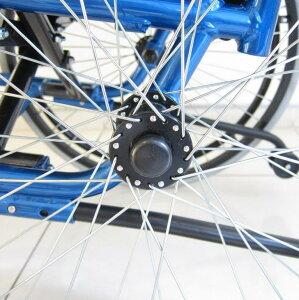 車椅子車いす車イス『maribu9(マリブナイン)』スポーツレジャーオールラウンド自走折りたたみアクティブ車椅子A709※転倒防止バーオプションサービス送料無料