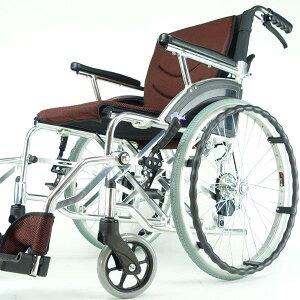 新発売自走用車いす車イス車椅子「Beansビーンズ」軽量コンパクト背折れノーパンクタイヤメーカー保証1年付き代引きもOKです