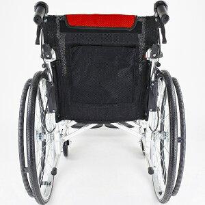 車椅子軽量折り畳み低床自走兼介助用車いす車イス「ZEN-禅-」コンパクト背折れノーパンクタイヤバンドブレーキ足漕ぎメーカー保証1年付き代引OKチャップスミニ全5色kadokura/カドクラワインレッド