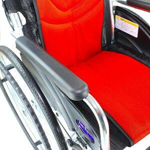 カドクラKADOKURA自走用車椅子ZEN-禅-LiteゼンライトブルーG201-BL