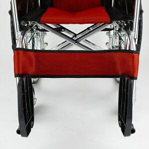 カドクラKADOKURA自走用車椅子ZEN-禅-LiteゼンライトレッドG201-RD