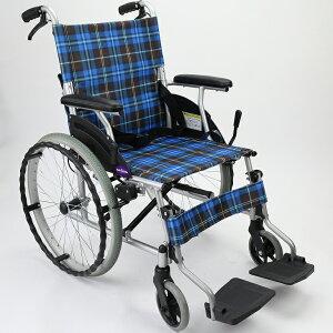 カドクラKADOKURA自走用車椅子ディオF602軽い持ち運びやすい