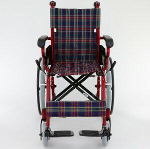 カドクラKADOKURA自走用車椅子ラズベリーB110−ARB