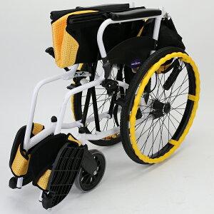 カドクラKADOKURA自走用車椅子タルトF502エアータイヤパンクない