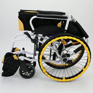 カドクラKADOKURA自走用車椅子タルトF502おしゃれかわいい