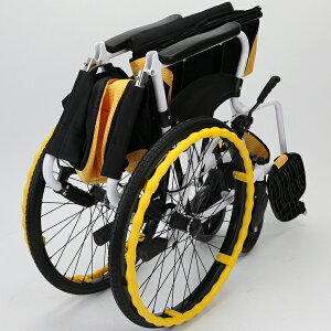 カドクラKADOKURA自走用車椅子タルトF502組み立て不要超軽量