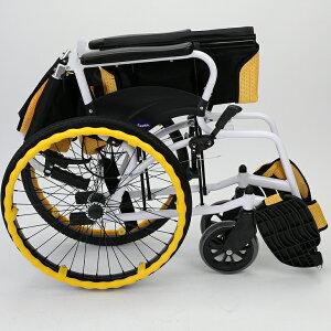 カドクラKADOKURA自走用車椅子タルトF502はばしゅるい