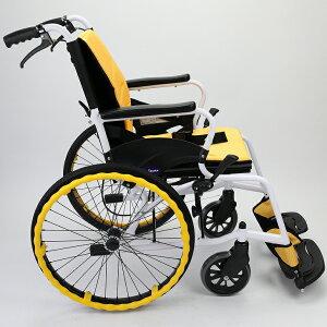 カドクラKADOKURA自走用車椅子タルトF502かんたんコスパいい