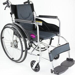 カドクラKADOKURA自走用車椅子ZEN-禅-ゼングレーG102-DG