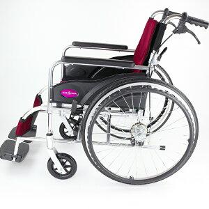 NEW車椅子軽量自走兼介助用車いす車イス「ZEN-禅-」コンパクト背折れ折りたたみノーパンクタイヤバンドブレーキメーカー保証1年付き代引OKチャップスミニ全5色