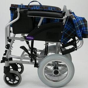 カドクラKADOKURA介助用車椅子ジャスティスF601段差も楽らく