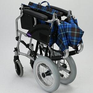 カドクラKADOKURA介助用車椅子ジャスティスF601組み立て不要