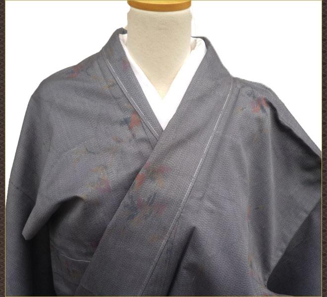 着物 紬 正絹 質屋出店 リサイクル着物 中古着物 アンティーク着物