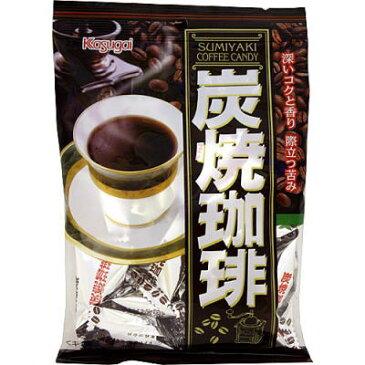 ●春日井 炭焼珈琲(コーヒーキャンディ) 100gx12入【1箱】t8#1480-9