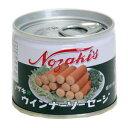 ●ノザキ ウィンナー 8号 105gx6缶【セット販売】#980