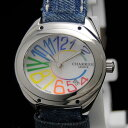 ◆シャリオール CHARRIOL◆ 【箱】レディース時計/フォース/S...