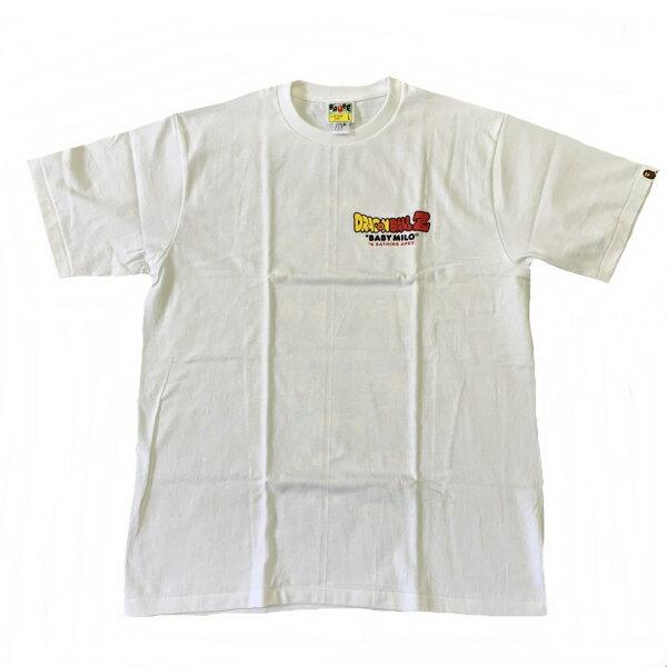 トップス, Tシャツ・カットソー Z A BATHING APEDRAGONBALLZ TBABY MILO ASNKA TEE100L2G23-110-907 SA5581