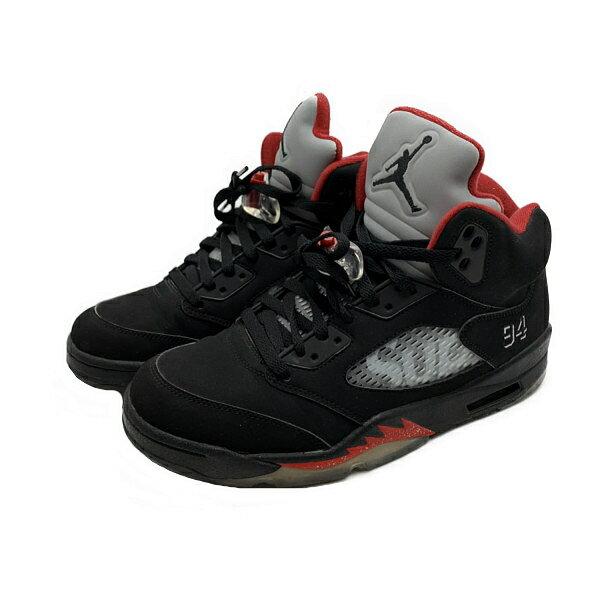 メンズ靴, スニーカー  SupremeAir Jordan 527cm9824371-001 SA5752