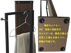 薄型キャスター360°首振り回転式の薄型キャスターは、製品の重心を保ちつつ、安定した移動が可能です。