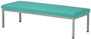 【安心の日本製】ロビーチェア(長椅子)LZ-150(背無1500)幅150×奥行58×高42全16色対応【送料無料】【smtb-TK】