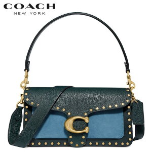 2020 Summer Coach Coach Boutique Boutique COACH Tabby حقيبة كتف 26 لون كتلة جلد حد Ribit أزرق باسيفيك متعدد أصلي استيراد مباشر فوائد ثابتة لنفسك