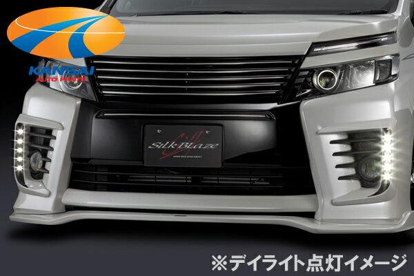 外装・エアロパーツ, フロントスポイラー SilkBlaze ZRR80ZSLED()