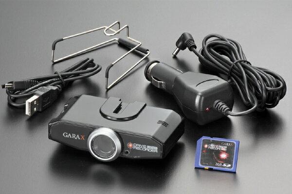 カーナビ・カーエレクトロニクス, ドライブレコーダー KSPEC GARAX DR01 ()