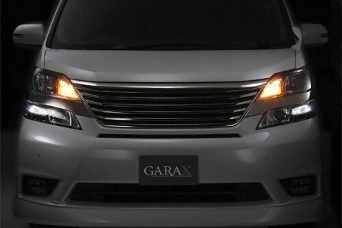 ★K'SPEC GARAX ギャラクス★ウィンカーポジションキット20系アルファード/ヴェルファイア(2.4L車...
