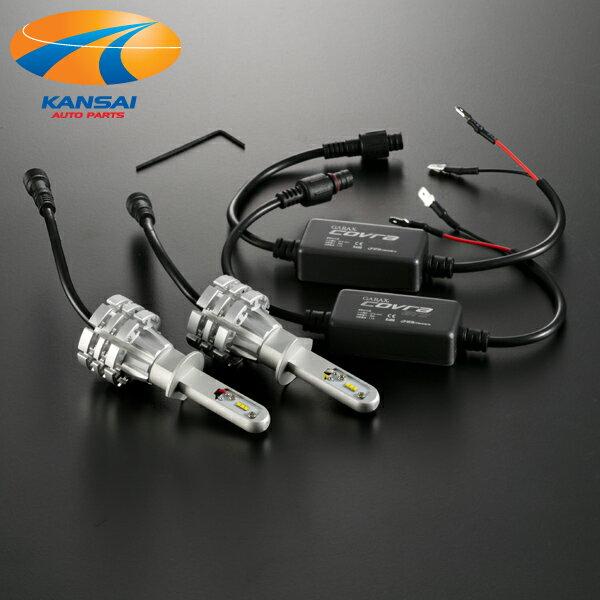 ライト・ランプ, ヘッドライト GARAX LED H1 COVRA GT2S2000 H15.10H21.6
