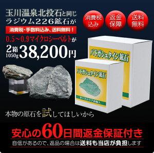 【返金保証・送料無料】バドガシュタイン鉱石 2箱(350g×1箱 700g×1箱) 1050g…