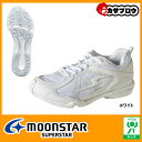 ムーンスター スーパースター 子供靴 SS J757バネのチカラ 紐タイプ 【送料無料】
