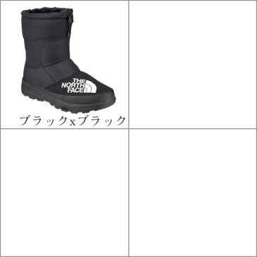 【キャッシュレスで5%還元】[NORTH FACE] ヌプシ ダウンブーティー TNF メンズ レインブーツ ショート レインシューズ スノーブーツ 雨靴 アウトドア ハイキング人気 おしゃれ 防水仕様 おすすめ 【送料無料】
