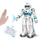 DE99888-3 ロボット おもちゃ 電動ロボット ラジコン 男の子 多機能ロボット プログラム可能 手振り制御 男の子 女の子 子供の日 クリスマスプレゼント